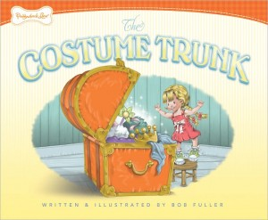 Paddywhack Lane's The Costume Trunk