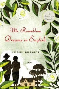 Mr. Rosenblum&#039;s Dreams in English by Natasha Solomons
