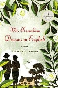 Mr. Rosenblum's Dreams in English by Natasha Solomons