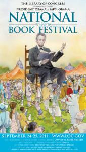 National Book Festival 2011 poster