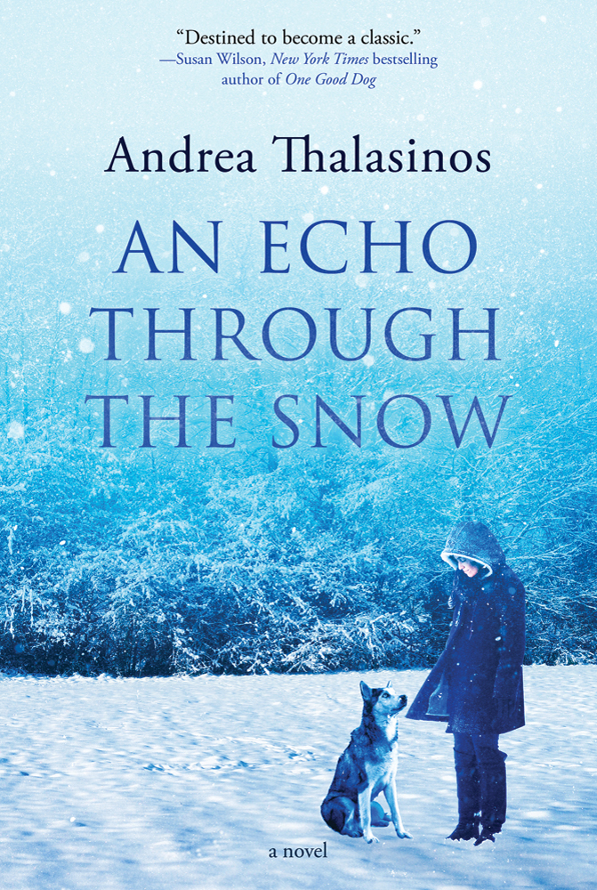 An Echo Through the Snow Book Cover