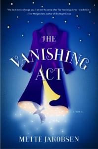 The Vanishing Act by Mette Jakobsen