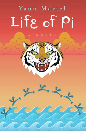 Life of Pi by Yann Martel-Cover