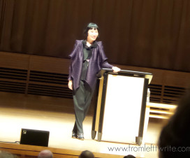 Amy Tan at Strathmore