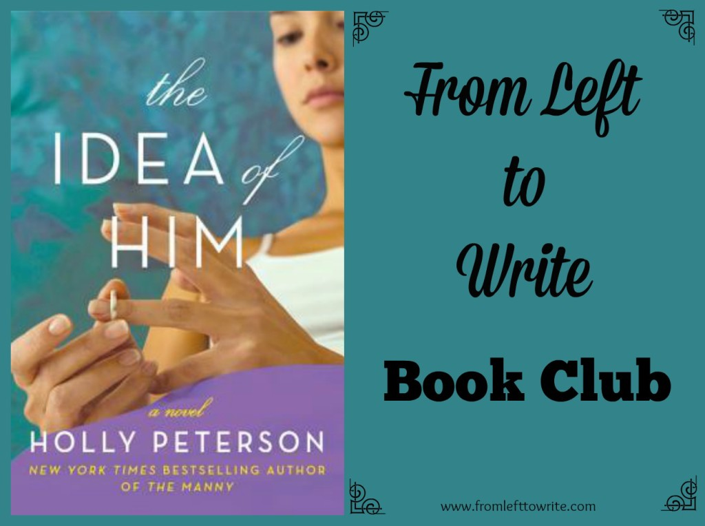 Idea of Him FL2W Book Club Banner