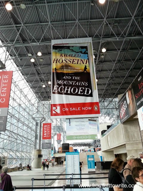 Javits during BEA