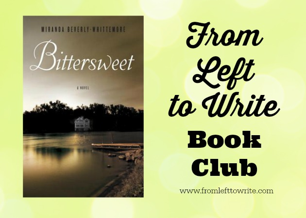 Bittersweet From Left to Write Book Club Banner