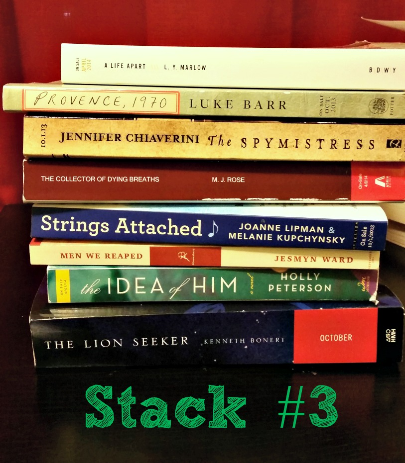 Book Stack #3