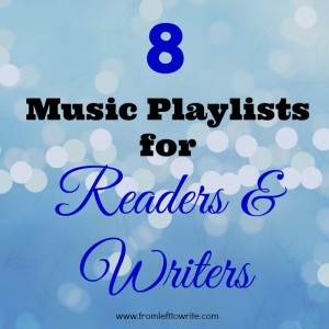 8 Music Playlists for Readers and Writers