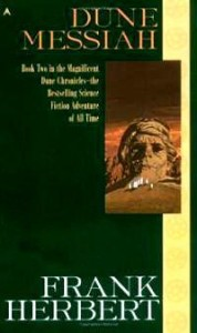 Dune Messiah by Frank Hebert