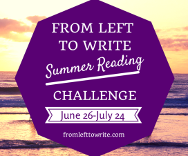 From Left to Write Summer Reading Challenge