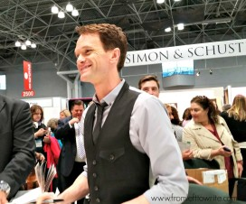 Neil Patrick Harris at BEA 2014