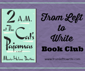 2AM at Cat's Pajamas FL2W Book Club Banner