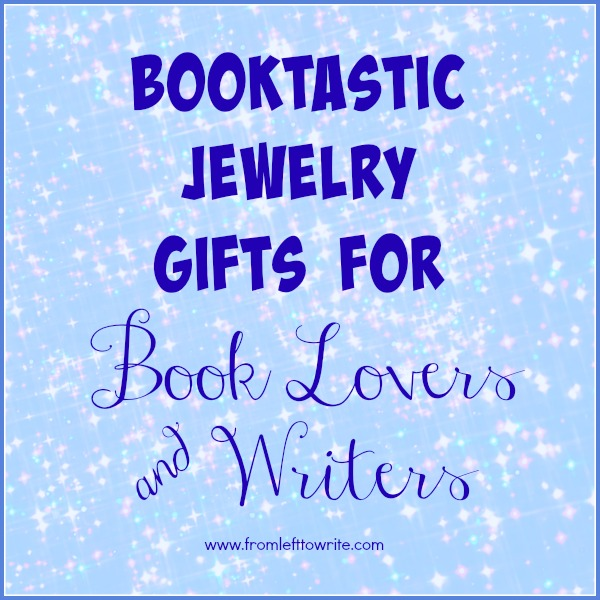 Booktastic Jewelry gifts for book Lovers and Writers