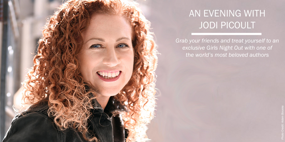 Evening with Jodi Picoult