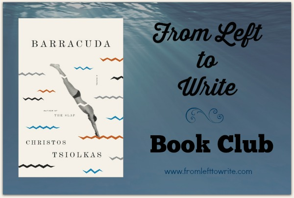 Barracuda Banner FL2W Book Club