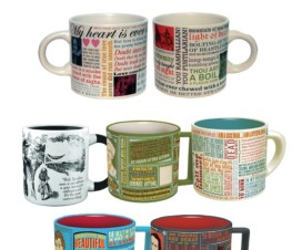 7 Literary Mugs For Book Lovers-From Left to Write