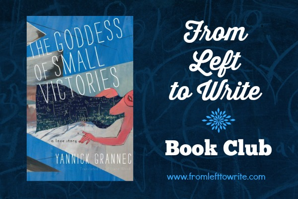 Goddess of Small Victories FL2W Book Club Banner