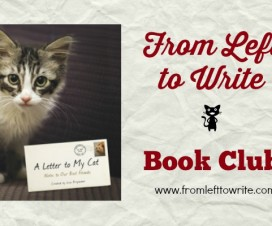 A Letter to My Cat Book Club FL2W