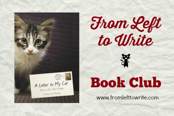 A Letter to My Cat Book Club FL2W