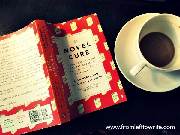The Novel Cure by Ella Berthoud & Suan Elderkin