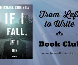 If I Fall If I Die FL2W Book Club Banner