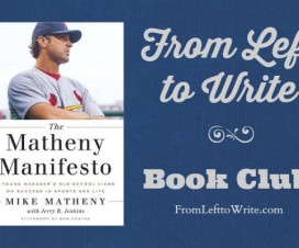Matheny Manifesto FL2W Book Club Banner