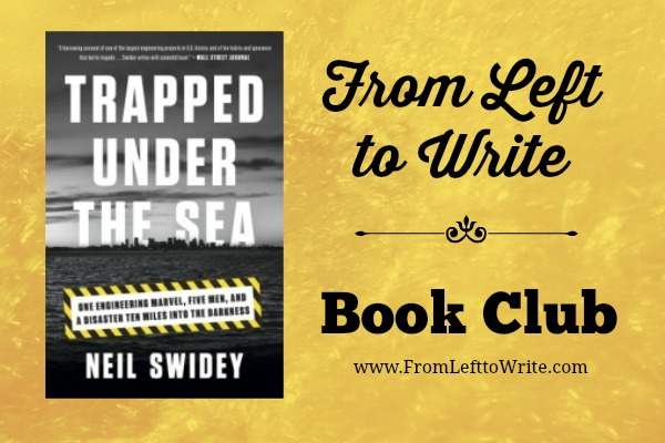 Trapped Under the Sea FL2W Book Club Banner