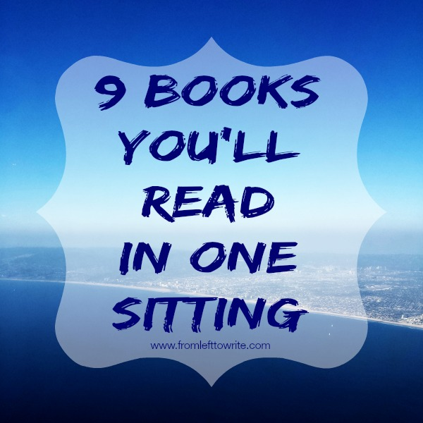 Books to Read One Sitting