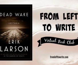 Dead Wake FL2W Book Club Banner