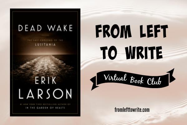 Dead Wake FL2W Book Club Banner