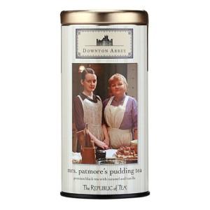 Mrs Patmore's Pudding Tea
