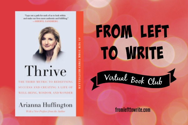 Thrive FL2W Book Club Banner