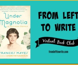 Under Magnolia FL2W Book Club Banner
