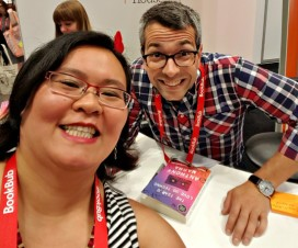 Anthony Marra at BEA