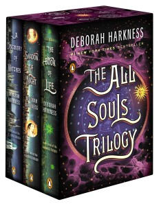 The All Souls Trilogy Box Set