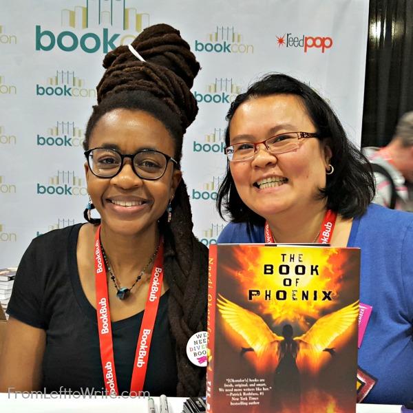 Nnedi Okorafor at BookCon 2015