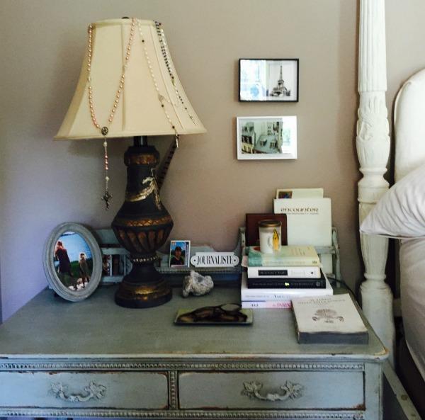 Patti Callahan Henry's Nightstand
