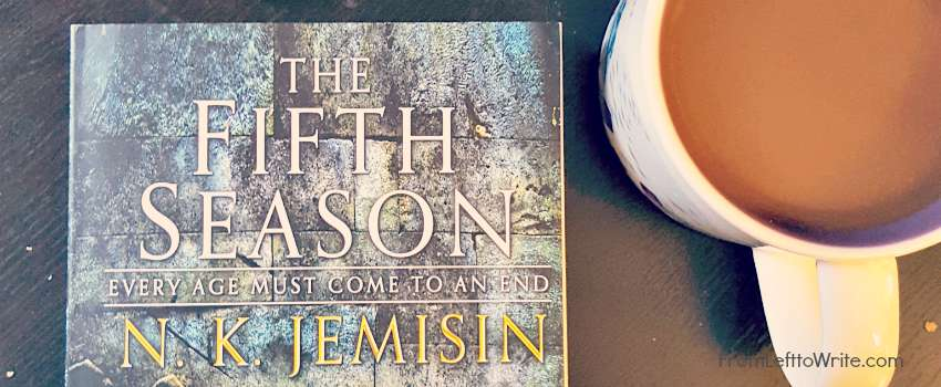 The Fifth Season by NK Jemisin cover