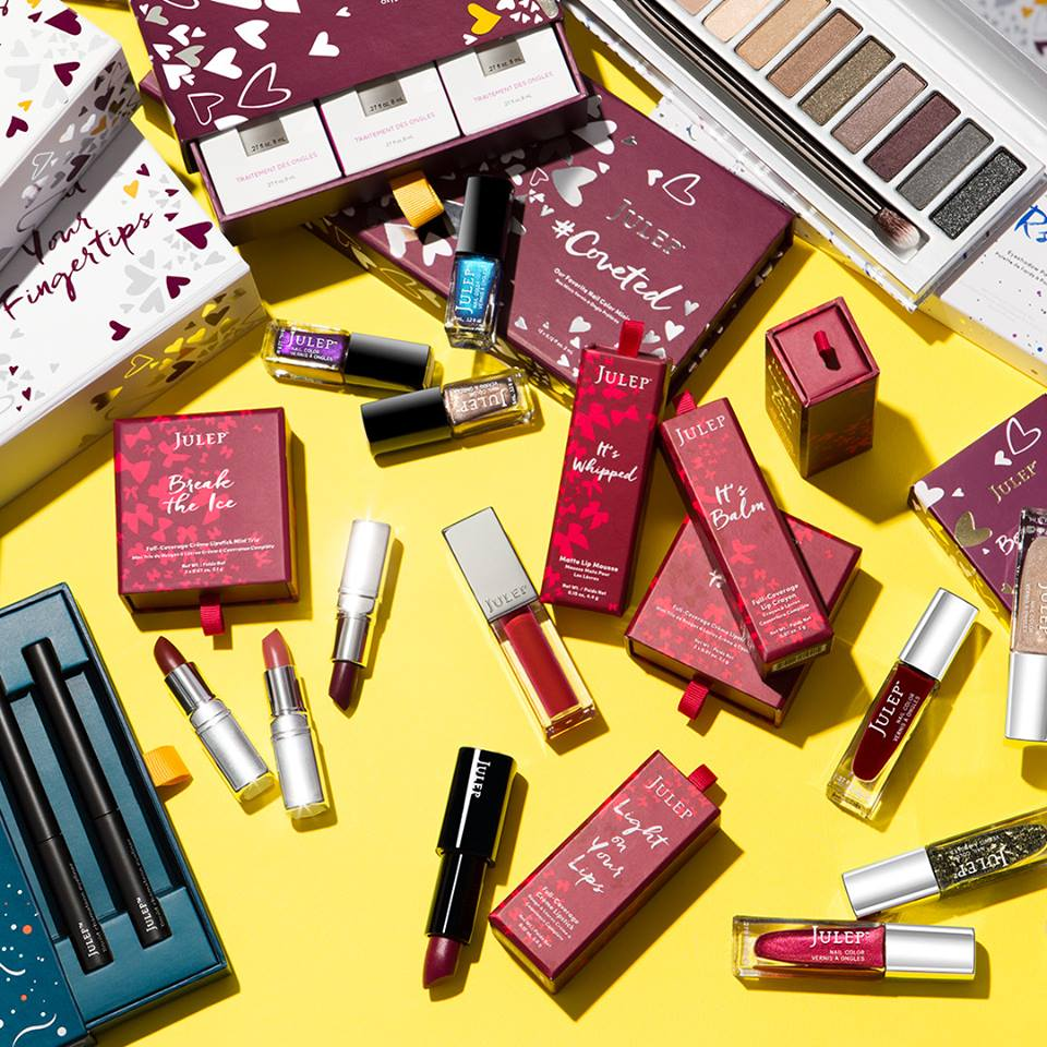 Julep Holiday Products