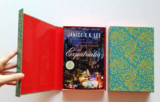 The Expatriates by Janice YK Lee Giveaway Package