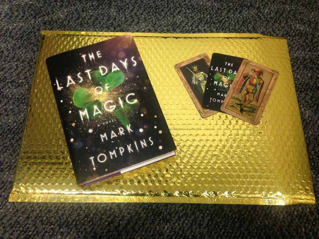 Last Days of Magic prize pack
