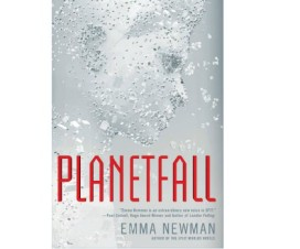 Planetfall by Emma Newman 850x350