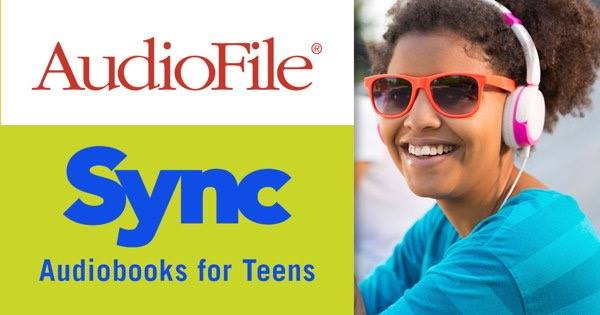 Audiofile SYNC Audiobooks for Teens