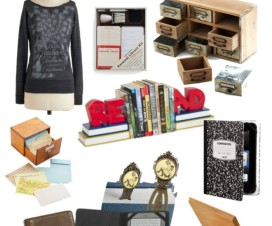10 Gifts For Book Lovers That Are Not Books