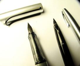 Ink Pens by TMAB2003