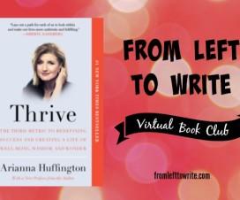 Thrive FL2W Book Club Banner