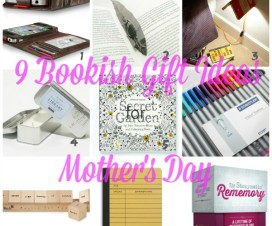 9 Bookish Gift Ideas For Mother's Day at From Left to Write