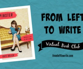 Spinster FL2W Book Club Banner