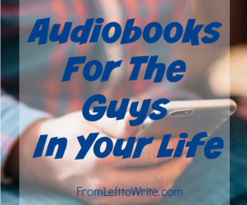 Audiobooks For Guys